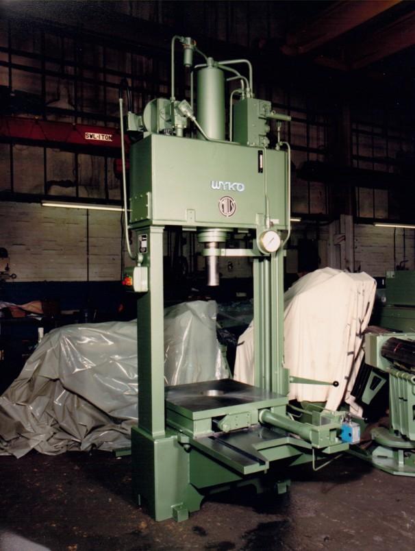 Industrial Motor Press