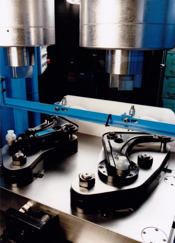 Automotive Riveting Press