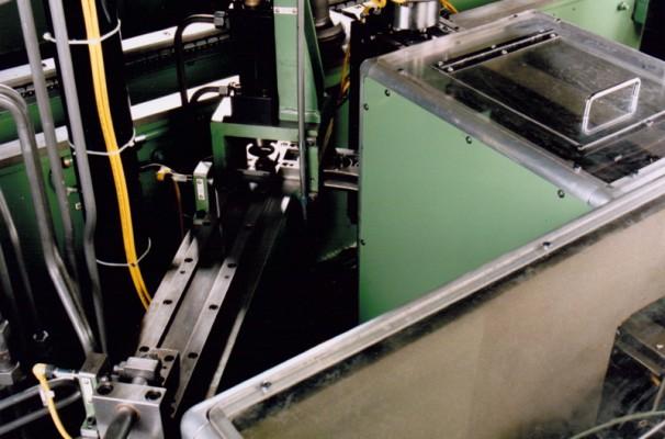 Automotive Bearing Insertion Press