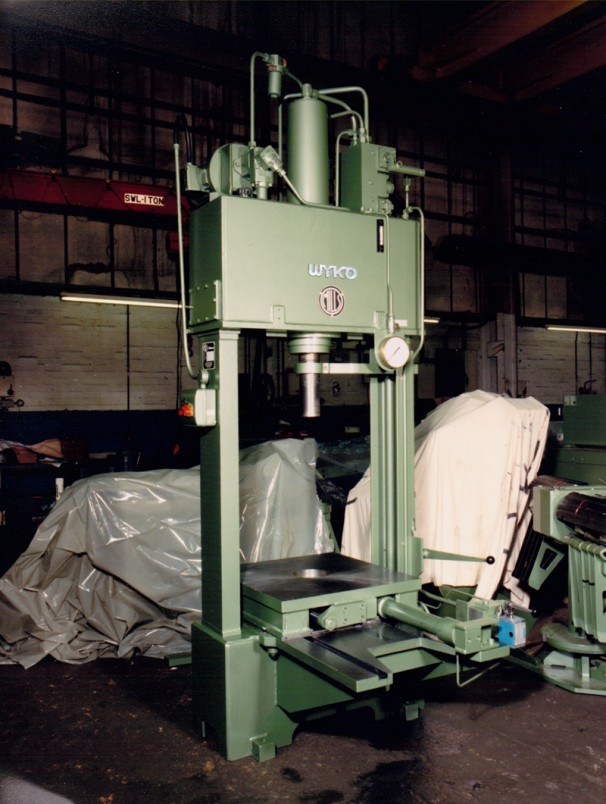 Industrial Motor Press