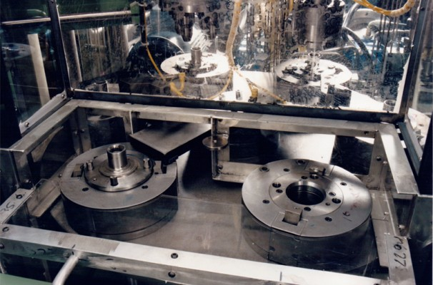 Automotive Stud and Hub Assembly Press